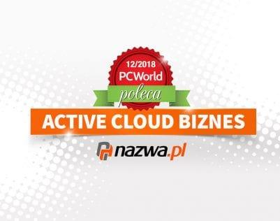 usługa active cloud biznes