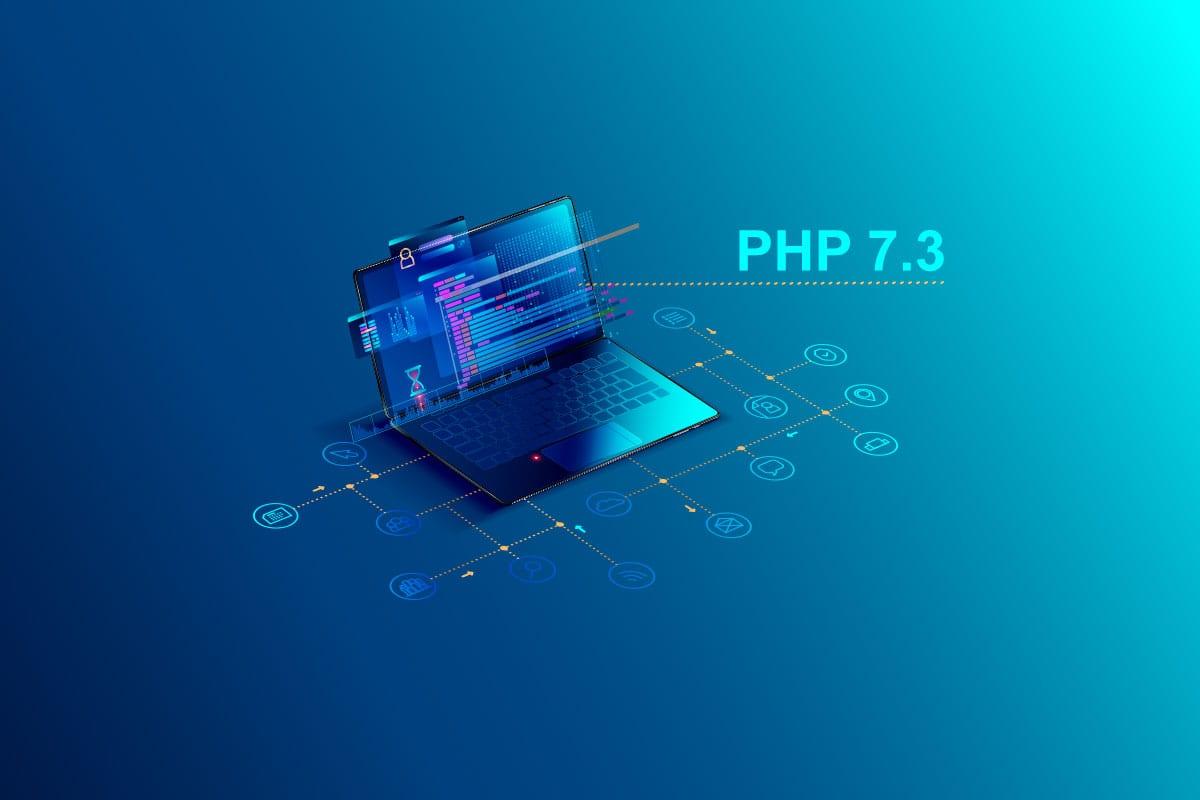 nazwa.pl udostępniła w ramach usług hostingowych możliwość korzystania z języka PHP w wersji 7.3.