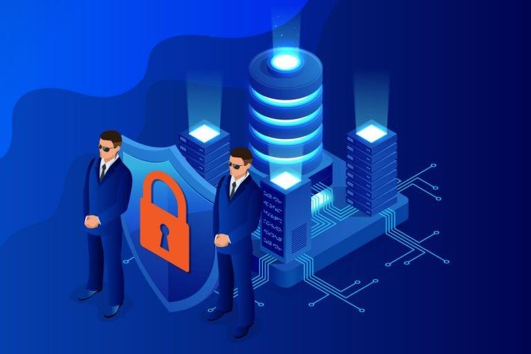 bezpieczeństwo w internecie - szyfrowanie danych