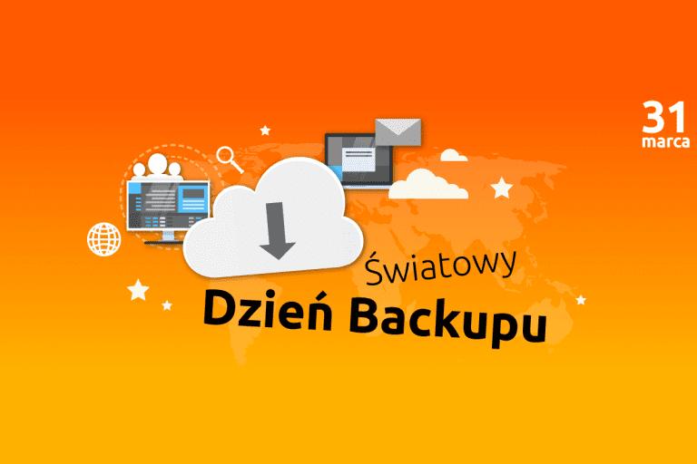 dzień backupu danych