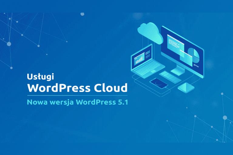 aktualizacja wordpress 5.1
