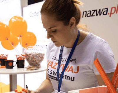 nazwa.pl na targach pracy
