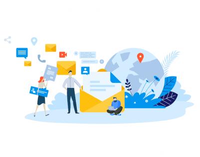 Kampania e-mailingowa a zewnętrzne bazy danych