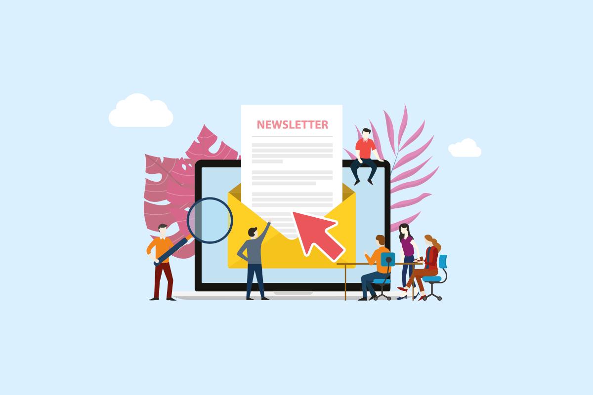 jak tworzyć efektywny newsletter