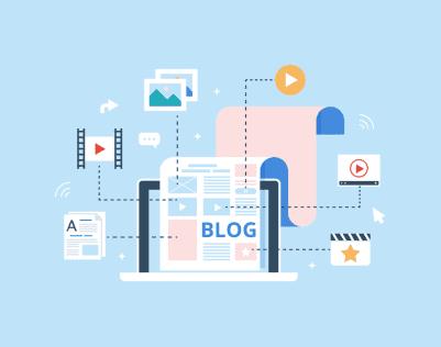 jak powinien wyglądać blog