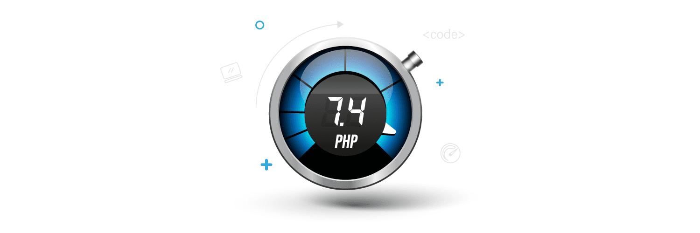 Spółkanazwa.pl udostępniła wramach swoich usług hostingowych dostęp donajnowszego wydania języka PHP7.4. Czytaj więcej na blogu nazwa.pl!