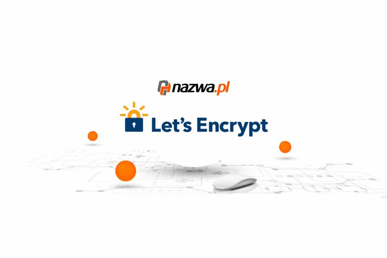 nazwa.pl sponsorem projektu let's encrypt
