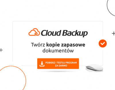 wersja trial programu cloud backup