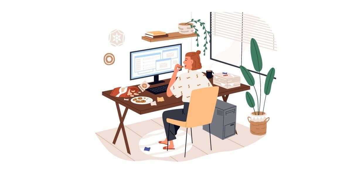 Wygodna praca nad dokumentami podczas pracy zdalnej jest bardzo ważna | nazwa.pl