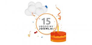 15 urodziny CMS Joomla | nazwa.pl