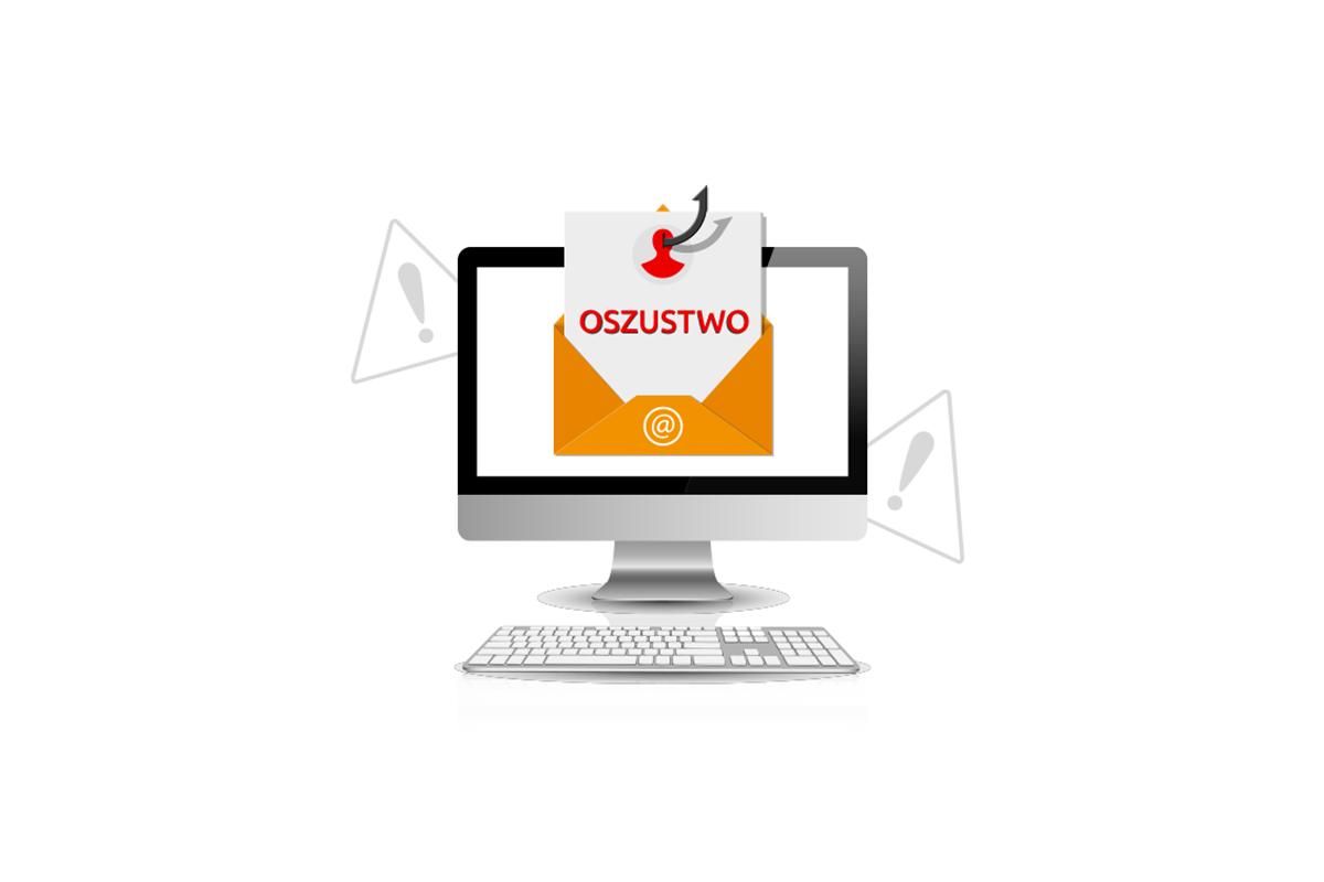 Ostrzeżenie przed fałszywymi mailami z przypomnieniem o płatności | nazwa.pl