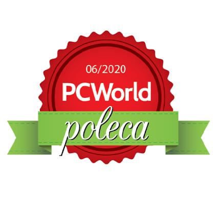 nagroda od PC World poleca nazwa.pl
