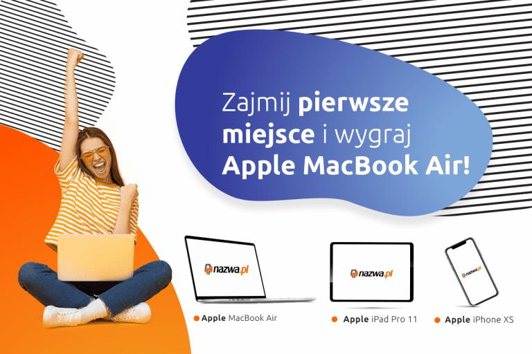 Atrakcyjne nagrody w Programie Partnerskim nazwa.pl