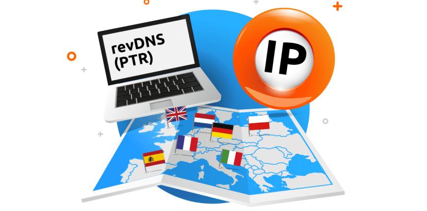 Dedykowany adres IP lokalizowany geograficznie i Reverse DNS na hostingu w nazwa.pl