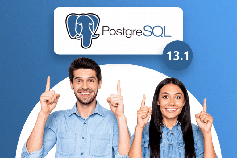 PostgreSQL 13.1 na hostingu w nazwa.pl
