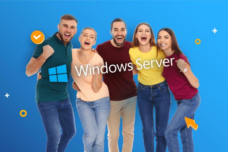 VPS z Windows Server od dzisiaj w nazwa.pl