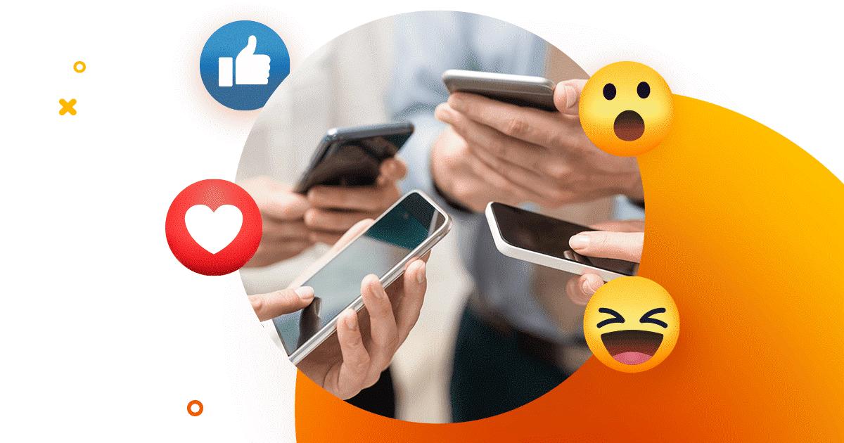 Zaangażowanie użytkowników nasocial mediach | nazwa.pl