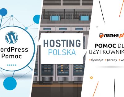 Dołącz na Facebooku do grup WordPress Pomoc, Hosting Polska i nazwa.pl Pomoc