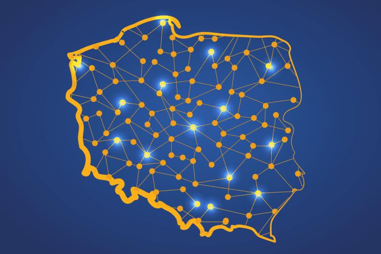 Orange siecią dostępu do Internetu nr 1 w Polsce