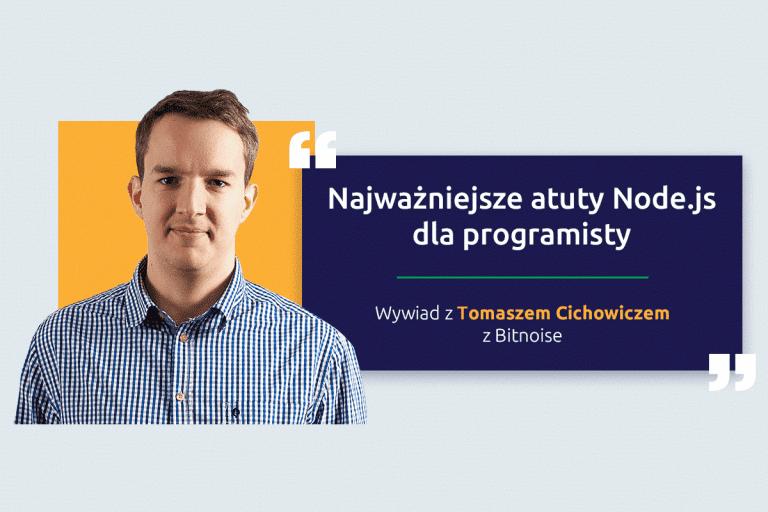 Najważniejsze atuty Node.js dla programisty | nazwa.pl