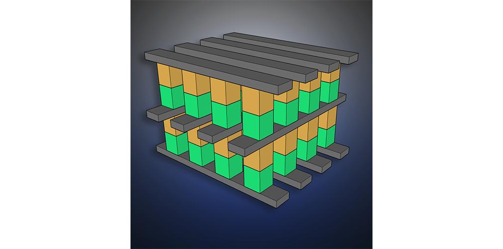 Rysunek 4. Budowa 3D XPoint | nazwa.pl