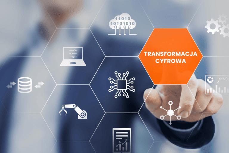 Czym jest transformacja cyfrowa i dlaczego warto ją przeprowadzić? | nazwa.pl
