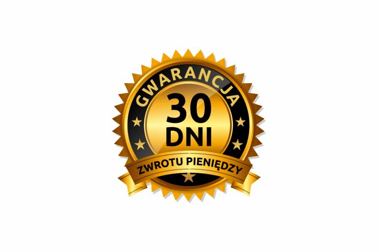 Gwarancja nazwa.pl – 100% satysfakcji lub zwrot pieniędzy