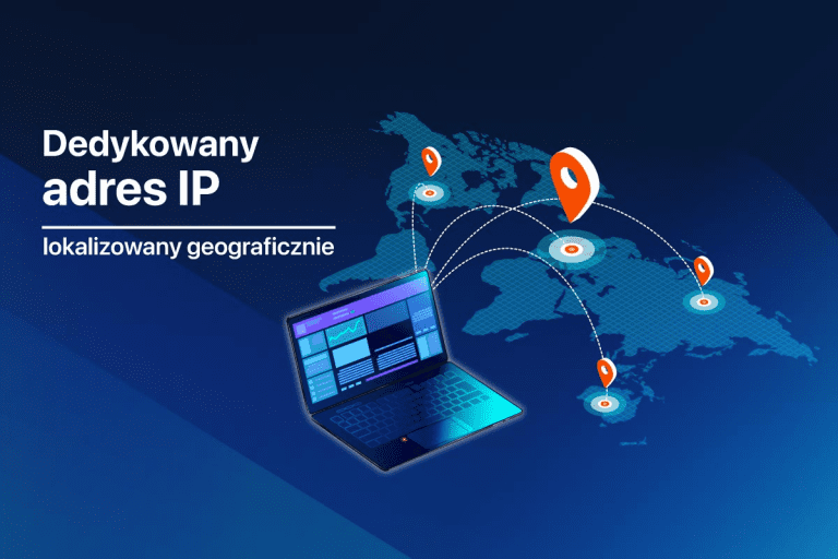 Dedykowany adres IP lokalizowany geograficznie – zwiększ ochronę i możliwości swojego hostingu | nazwa.pl