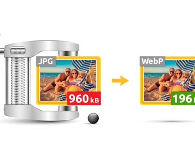 Kompresja obrazów do formatu webp na hostingu w nazwa.pl
