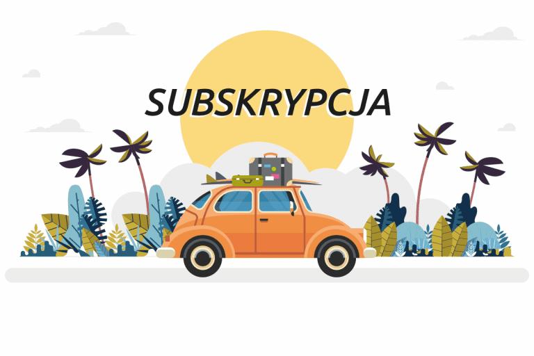 Subskrypcja - wygodna forma opłacania usług w nazwa.pl!