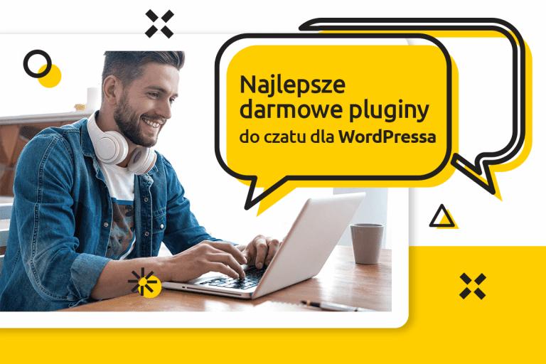 Czat na stronie WordPress – najlepsze darmowe wtyczki do prowadzenia rozmów online | nazwa.pl