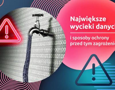 Największe wycieki danych i sposoby ochrony przed tym zagrożeniem | nazwa.pl
