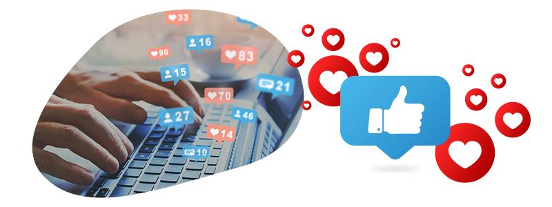 Promuj treści blogowe wsocial mediach | nazwa.pl