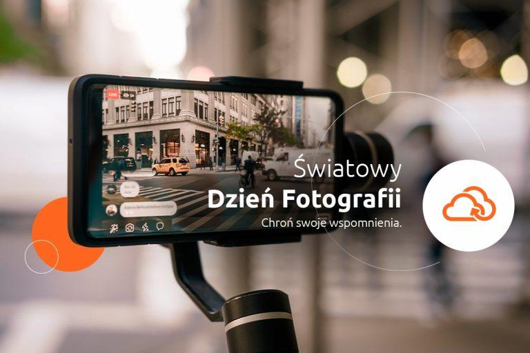 Chroń swoje wspomnienia. Nie tylko w Światowy Dzień Fotografii | nazwa.pl