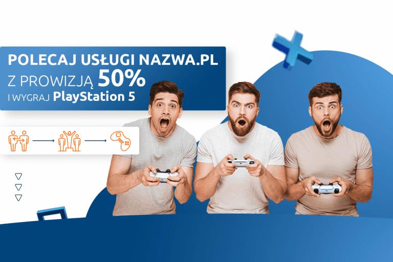 PlayStation 5 od nazwa.pl nadal czeka na Ciebie!