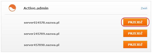 Centrum logowania aa uslugi nazwa.pl